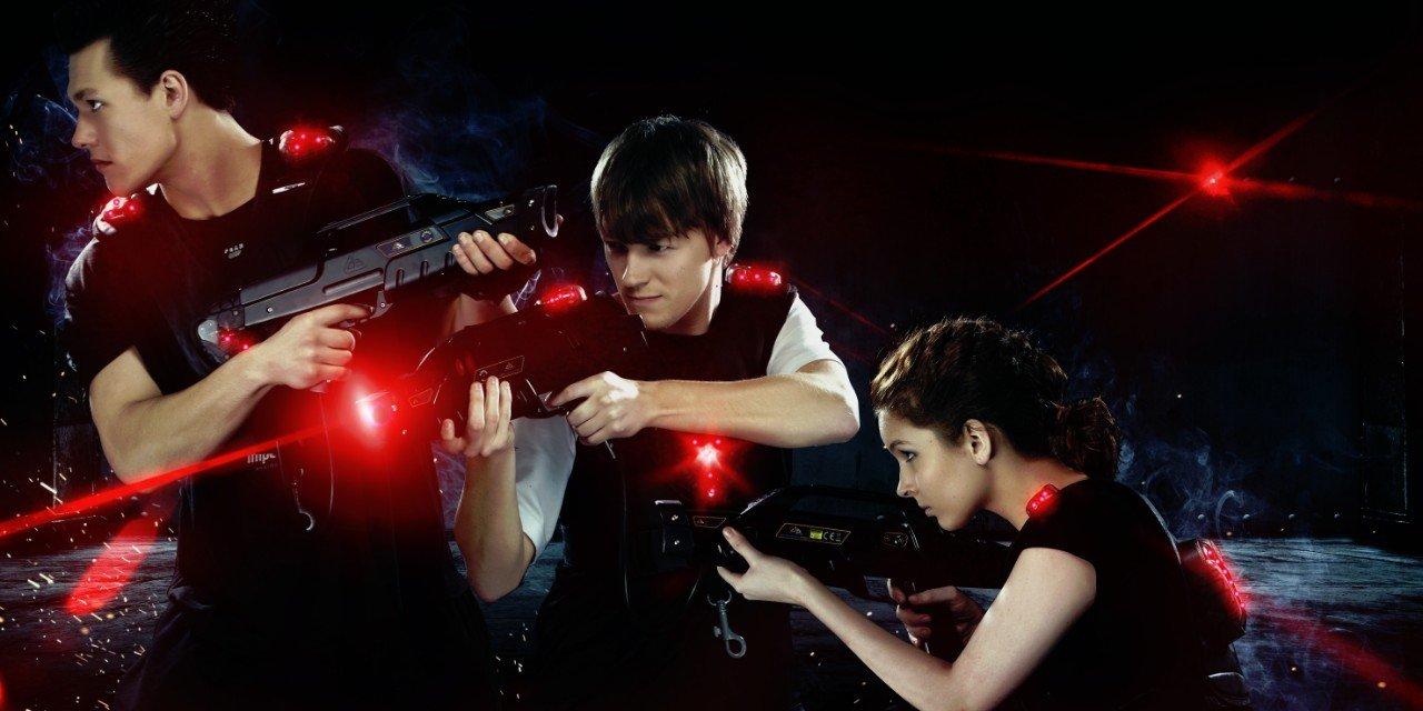 Laserová zábava pro každého