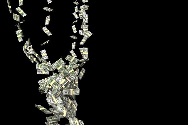 hurikán peněz