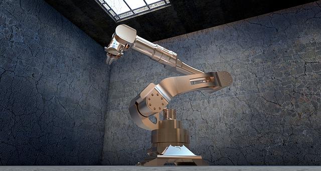 Výběr vhodného průmyslového robota